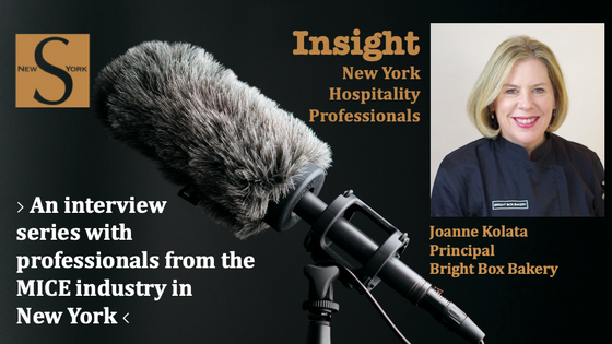 Insight; New York Hospitality Professionals - This Episode: Joanne Kolata