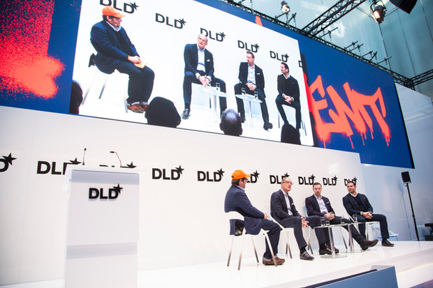 DLD18 Munich