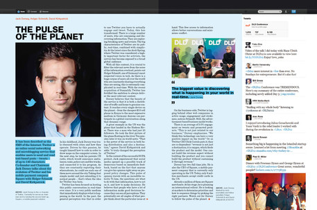 DLD12 Magazine