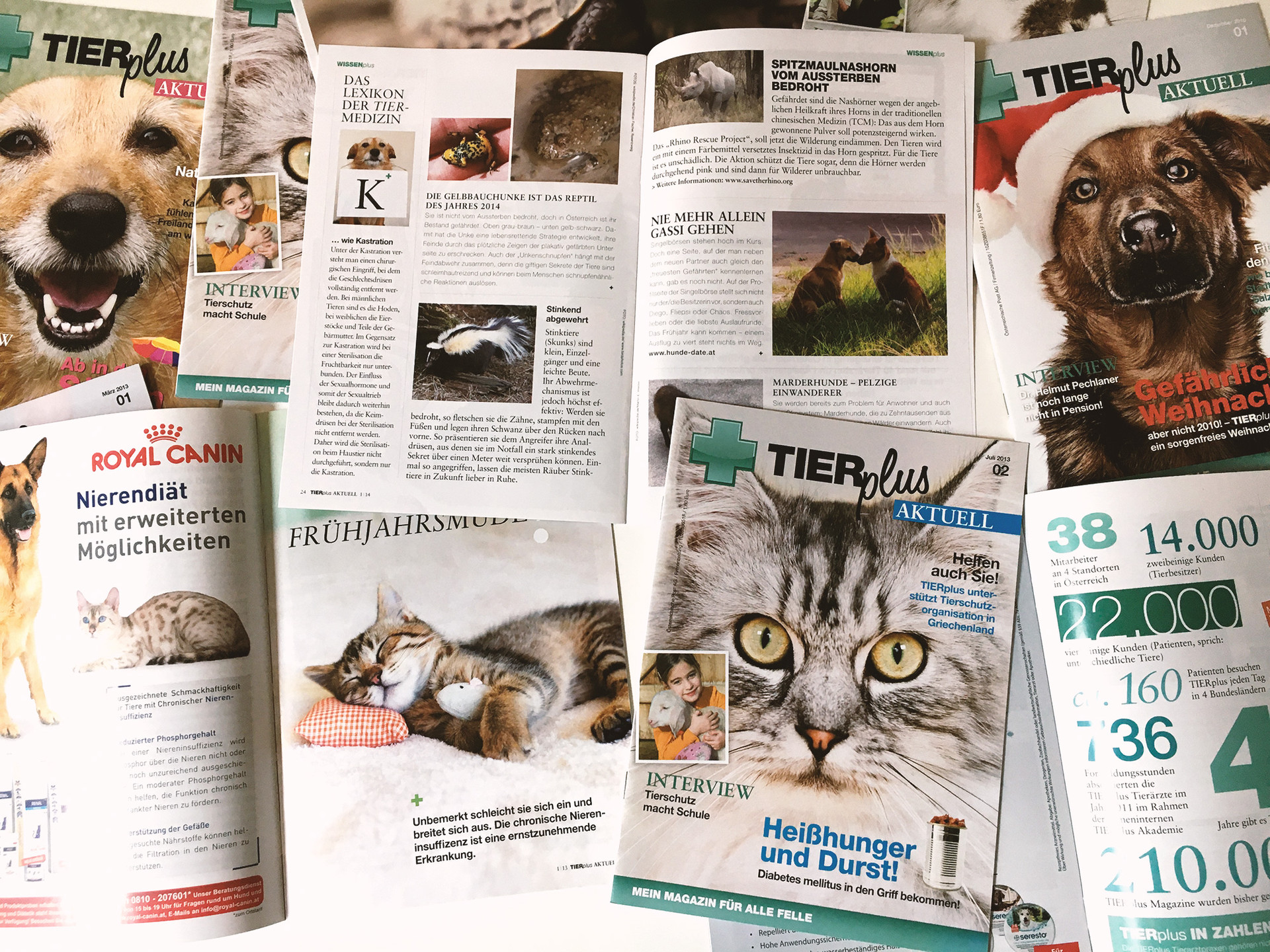 TIERplus Magazin
