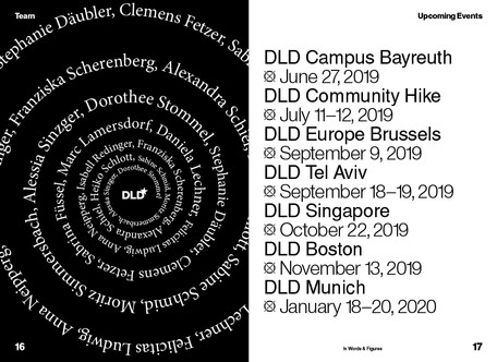 DLD19 Book For Friends