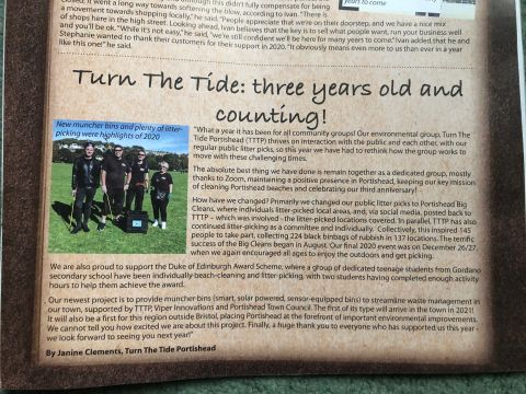 TTT 2 years old article