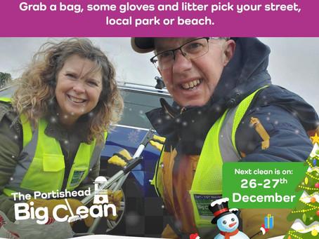 Portishead Christmas Big Clean!