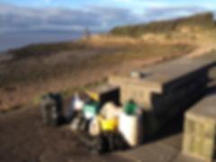 Battery Point Beach Clean