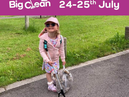 July Big Clean in Portishead