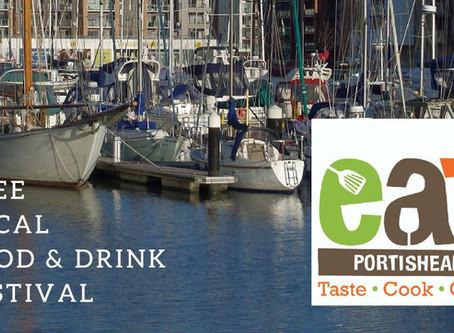 eat Festival Portishead- Turn The Tide Stall & Litter Pick