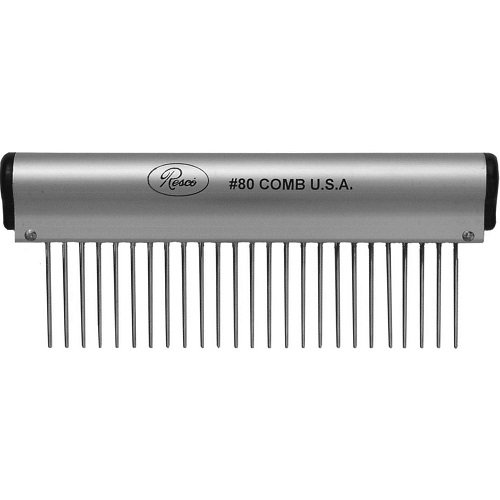 Resco Ergonomic Series Comb, Coarse