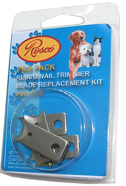 Resco Replacement Cutting Blades for Guillotine Nail Clipper