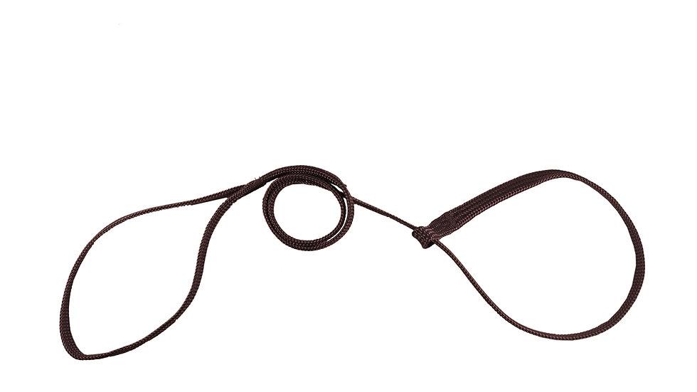 Resco Braided Slip Lead, Brown, 36-Inch Length