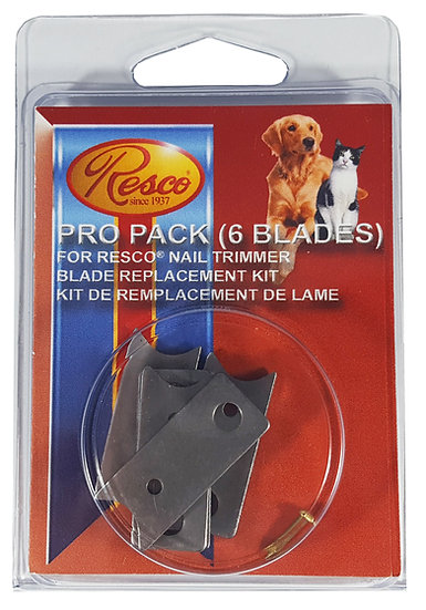 Resco Replaceable Blade Kit - Pro Pack