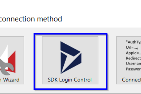 Connecting to Multifactor authentication enabled organization from XRM Toolbox