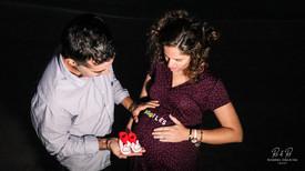 Sesión de Embarazo de Aquiles