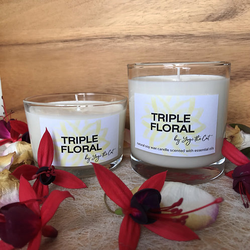 Triple Floral - Jasmine, Ylang Ylang and Neroli