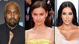 Kanye and Irina are 'seeing each other' despite Kim telling him she loves him