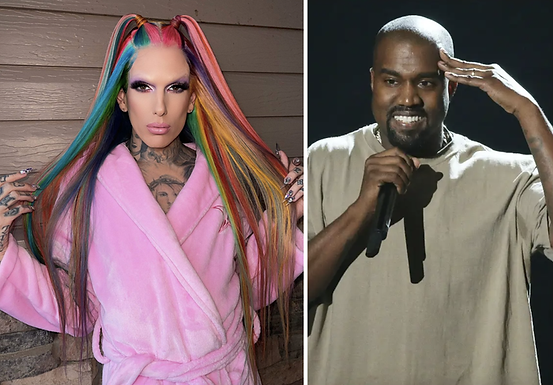 Jeffree Star & Kanye West's Relationship Truth REVEALED!