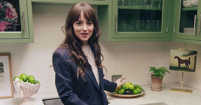 Dakota Johnson's lie about limes
