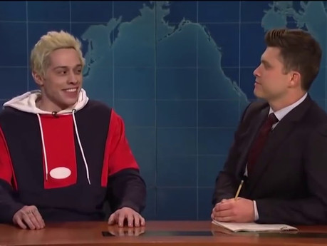 SNL's Pete Davidson Isn't Married, Despite False Statement From a Fake Press Release