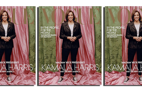 Vice President Elect Kamala Harris' casual Vogue cover causes stir online