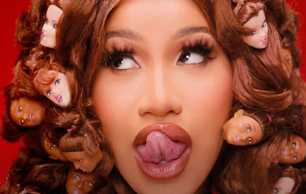 Cardi B's new song 'Up' is loved by some, disliked by others and some claim it's copied