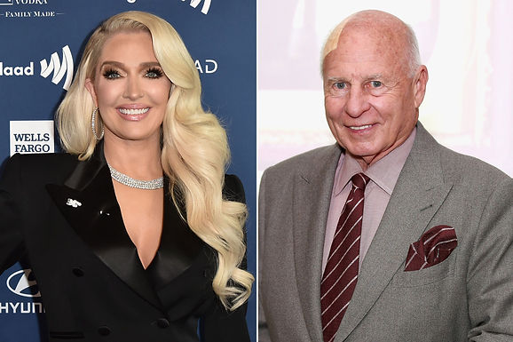 Erika Jayne And Lawyer Husband Tom Girardi, 81, Are Sued For Embezzling Funds