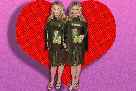 Legally Blonde's Jennifer Coolidge Once Pretended To Be Twins So She Could Date Two Men At Once