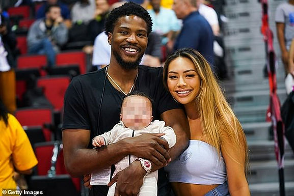 "Larsa Pippen and Malik Beasley pictures leaves wife Montana Yao ""blindsided"""
