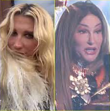 Kesha is not impressed with Caitlyn's attempt to sing her song 'TikTok'
