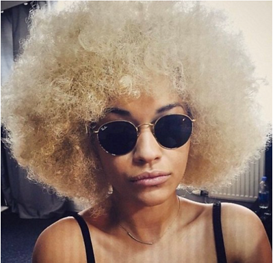 Rita Ora isn't Black, fans feel cheated