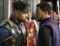 Michael B Jordan speaks out about how he feels about Chadwick Boseman losing Best Actor Award