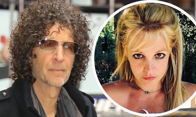 Britney Spears gets support from Howard Stern after previously calling her a train wreck