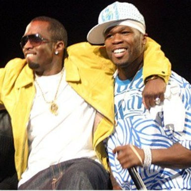 50 Cent and P Diddy feud explained