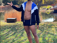 Will Smith says he's in 'worst shape of my life' in new shirtless snap