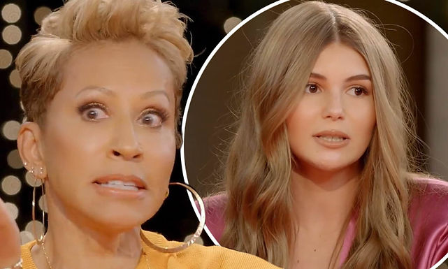 Olivia Jade's appearance on Red Table Talk was frustrating for Jada's mom Adrienne Banfield-Norris