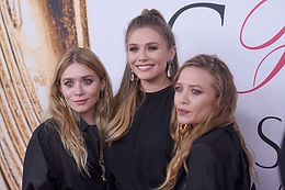 People Are Just Finding Out That Elizabeth Olsen Is Related To Mary-Kate And Ashley