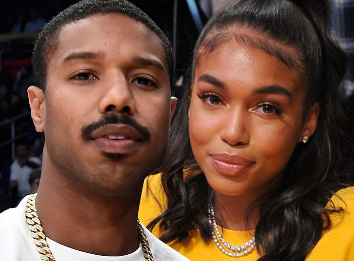 Michael B. Jordan explains why he has chosen to be more open about his relationship with Lori Harvey