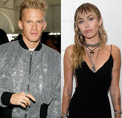 Grade your ex, Miley Cyrus says