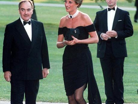 A look back at Princess Diana's Revenge dress