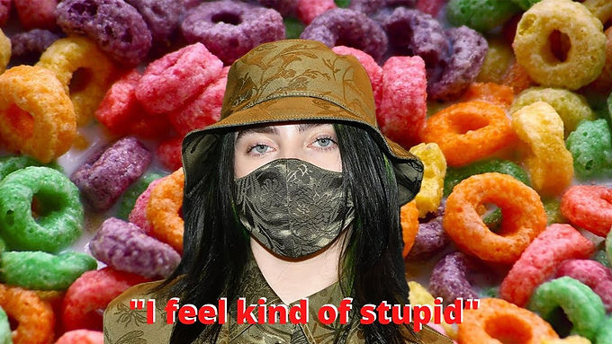 Billie Eilish Explains How She Accidentally Bought 70 Boxes Of Cereal, Faces Backlash Online