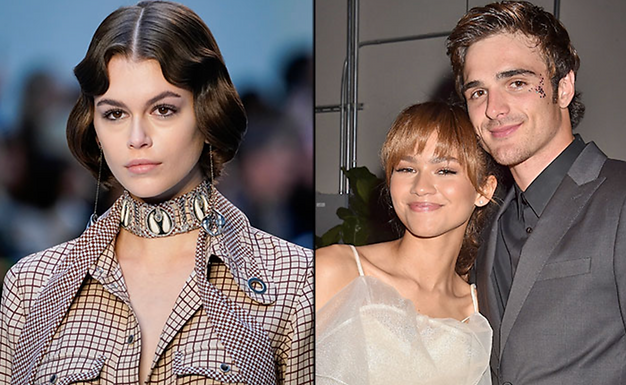 Actor Jacob Elordi and Zendaya are over and he has his sights set on supermodel Kaia Gerber