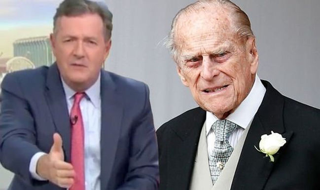 Prince Philip may not have liked Piers Morgan as much as he liked him