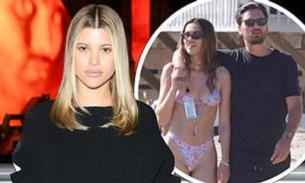 Scott Disick's ex Sophia Richie has unfollowed his new girlfriend Amelia Hamlin