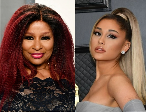 Funk Queen Chaka Khan says she doesn't want to collaborate with Ariana Grande