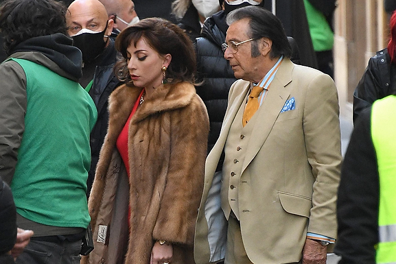 "Gucci heir offended by attractiveness of actors in ""House of Gucci"" starring Al Pacino and Lady Gaga"