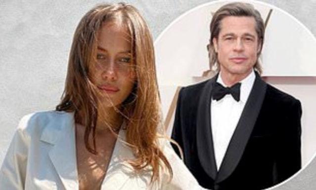 Brad Pitt took his girlfriend to the same venue where he married Angelina Jolie on their anniversary