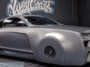 Justin Bieber's new car may not be to everyone's taste