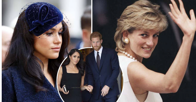 Meghan Markle Will Not Be Joining Prince Harry In London For Unveiling Of Princess Diana's Statue