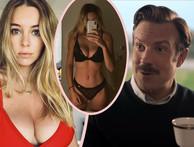 Who is Jason Sudeikis' new girlfriend, Keeley Hazell?