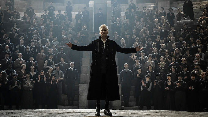 """Warner Bros. forced Depp to quit as dark wizard from """"Harry Potter"""" spin-off """"Fantastic Beasts"""""""