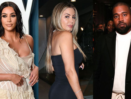 Why Larsa Pippen  is choosing to stay quiet about Kim Kardashian and Kanye divorce