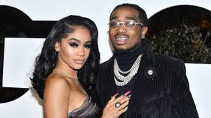 """Quavo's gave away his intimacy """"to other women,"""" says Saweetie after unfollowing him"""